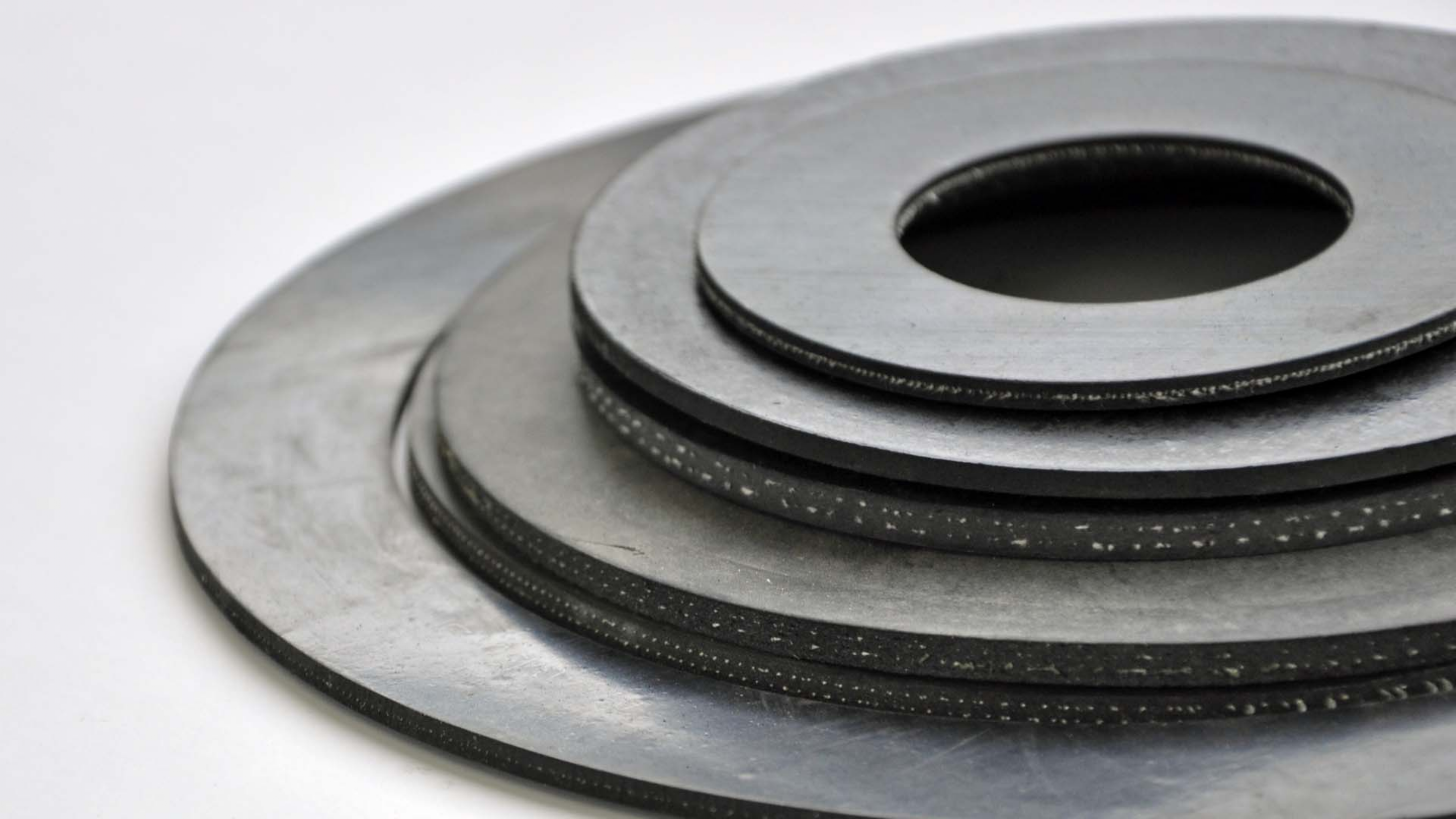 Gasket for pipes